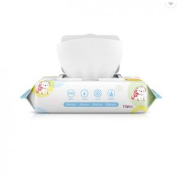 Hot Sale Alcohol 75% Disposable Disinfectant Wet Wipes