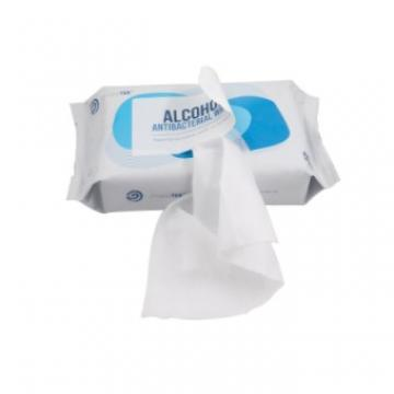 Conveniently packaged 5 packs non-woven fabric anti-mist cloths wet wipes