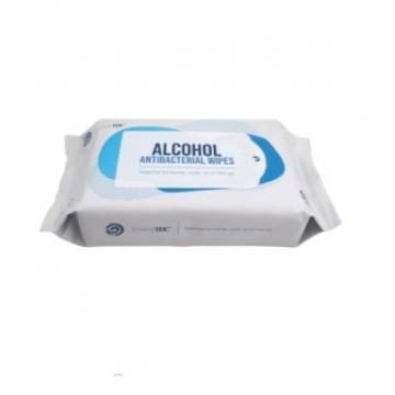 Stain removing wet wipes single pack wet wipes from China