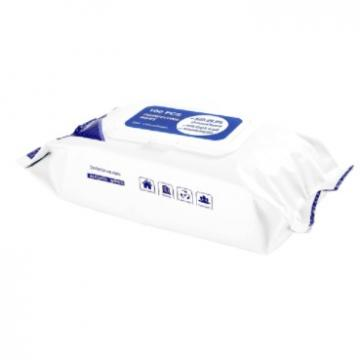 Sanitizing Wipes Alcohol Disinfection Hand Tissue Antibacteria Single Packaged Cheap OEM Logo