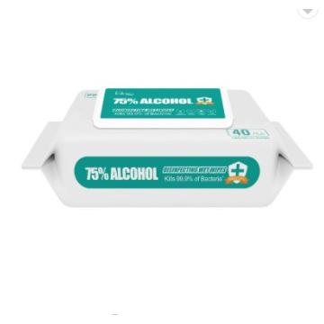 Wholesale Bulk Alcohol Wipes Quick Supply Fast Delivry Wipes 75% Alcohol