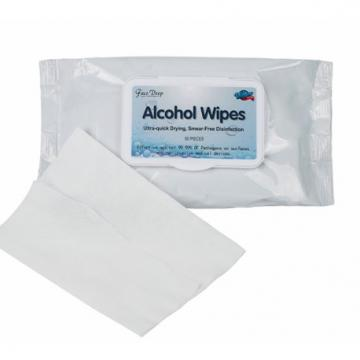 Wholesalealcohol Alcohol Pad 70% Isopropyl Wipes Antibacterial Individually Wrapped Hand Sanitizer Alcohol Pad Wipes