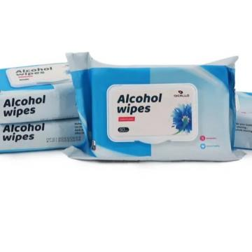 75% Alcohol Disinfect Wet Wipes Amazon Hot Sales