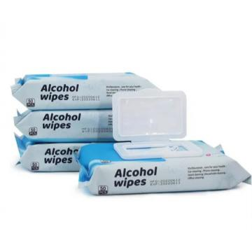 New Arrival Hot Sale Amazon Alcohol Wet Wipes