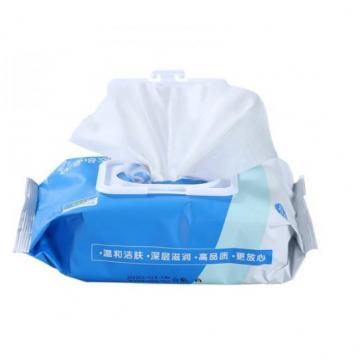 50/80/100/200 Antibacterial Alcohol Wet Wipes in Resealable/Flushable Pouch 50/Pack Wholesale