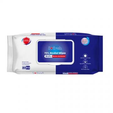 Pure Water Alcohol Free Unscented Wet Wipe