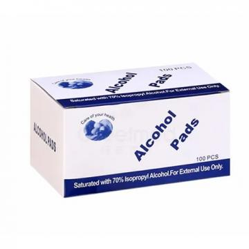 Medical Alcohol Prep Pad Swab with 70% Isopropyl