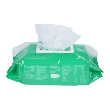 CH20005 Wholesale Containing 75% Alcohol Antibacterial Wet Wipes, Portable Alcohol Wet Wipes, 10PCS/Bag Disposable Wipes