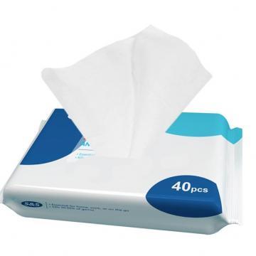 No Irritant 75% Ethyl Alcohol Sterilize Portable Wet Wipes